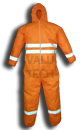 FLUOSAFE+ Coverall