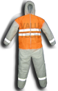 FLUOSAFE Coverall
